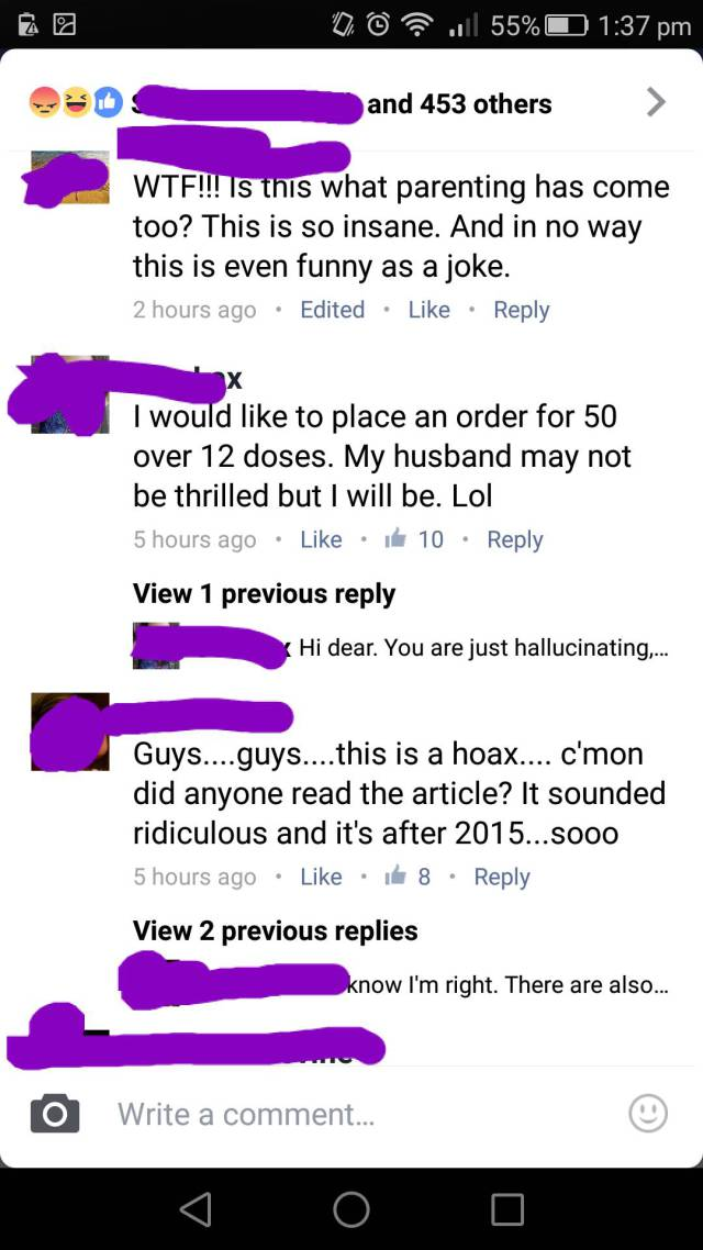 Even A Fake News Article Is Enough For People On The Internet To Get Absolutely Mad