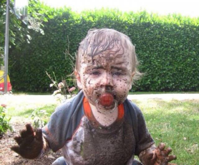 Kids Are Always So Much Fun! Though Not Always For Their Parents…