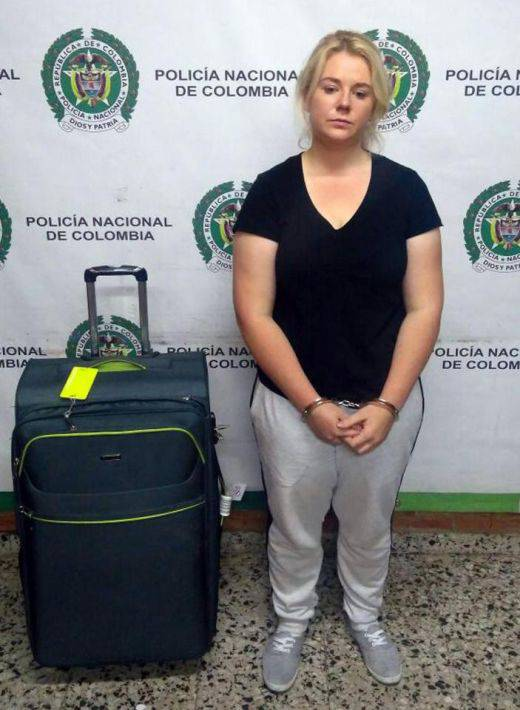 After The Arrest She Said Those 18 Bags Of Cocaine Were Not Hers