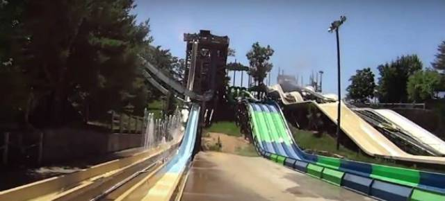 These Waterslides Were Created To Test Even The Bravest Out There