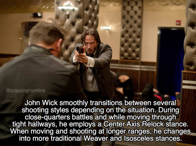 "Murderous Facts About ""John Wick"""
