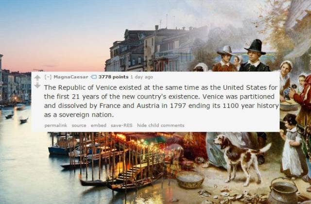 These Historical Facts Are Hard To Wrap Your Head Around