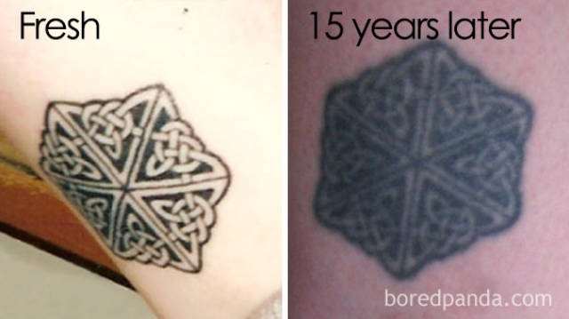 No Tattoo Lasts Forever, You Know