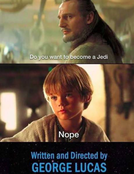 Star Wars: The Return Of The Memes