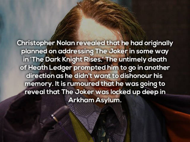 Ominous Facts About Batman's Most Evil Opponent – The Joker