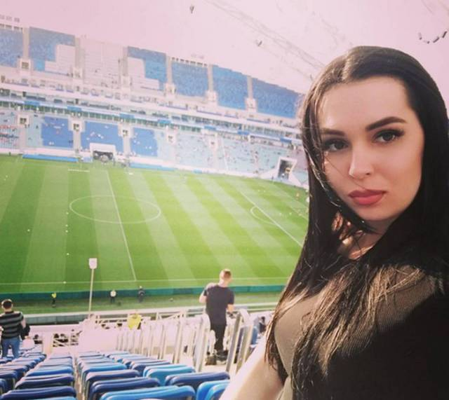 In Russia, It's Hard To Watch Football When You're At The Stadium