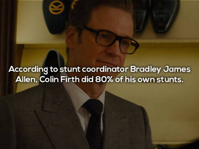 "All The Royal Facts About The ""Kingsman"""
