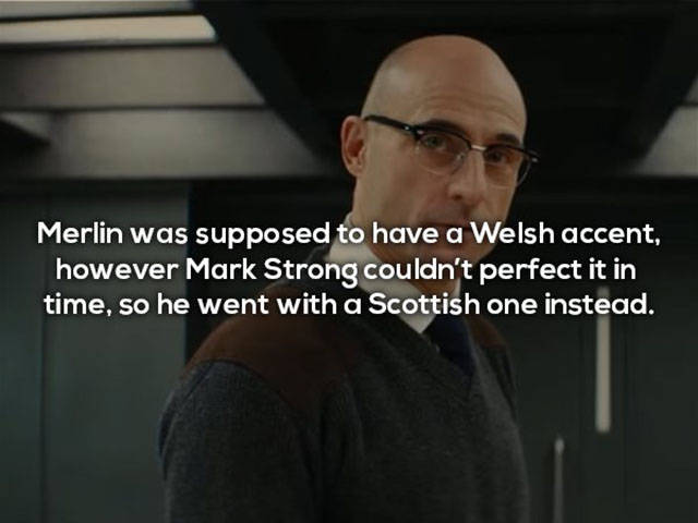 """All The Royal Facts About The """"Kingsman"""""""