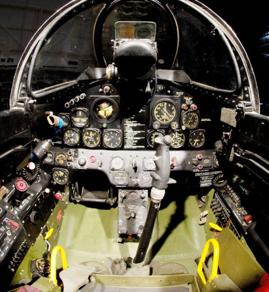 The Evolution Of American Jet Fighters And Cockpits Is A Breathtaking Sight