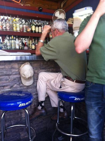 The Older These Grandpas Get – The More Badass They Become