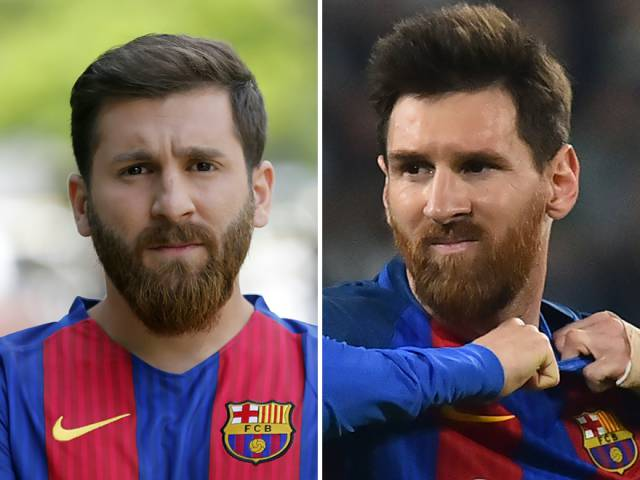 This Iranian Student Got Busted For Looking Like Lionel Messi