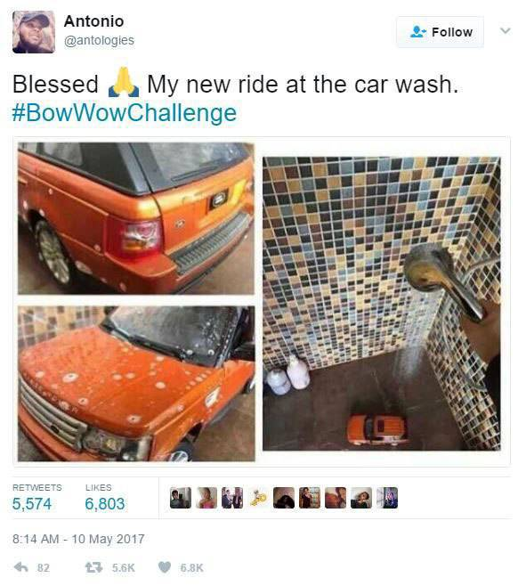 Bow Wow Just Wanted A Little Fame, But The Internet Is Totally Merciless