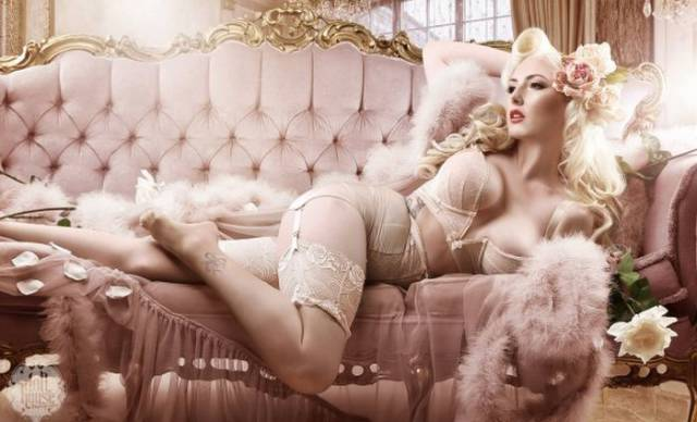 Burlesque Girls Is Exactly Why We Love Pin-Up!