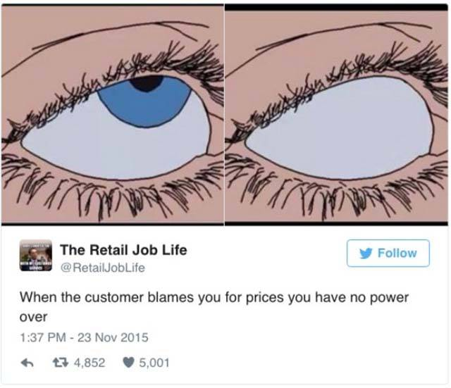 Horror Stories That Retail Workers Tell Each Other Near The Campfire