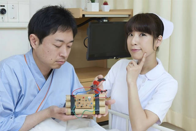 Japan Is Home To The Weirdest Stock Photos In The World