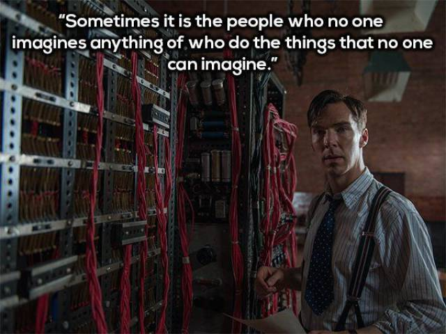 Movies Are An Endless Source Of Inspiration!