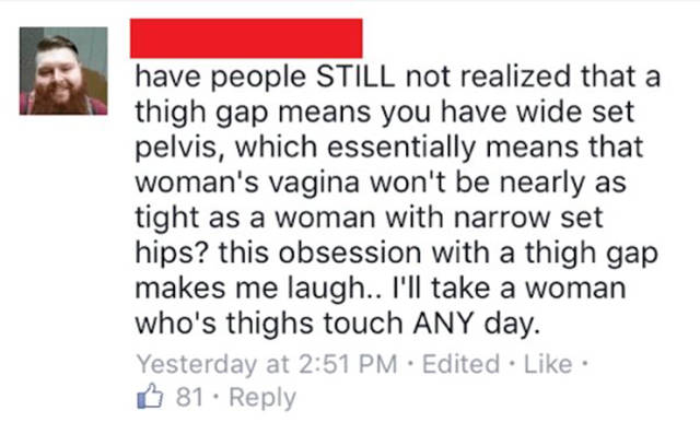 Some People Are So Arrogant About How Female Body Is Built…