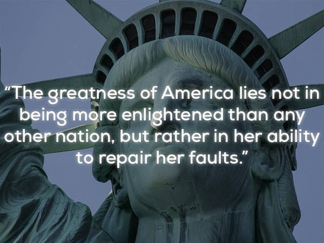 There Is A Lot Of Greatness In The US, As These Quotes Prove
