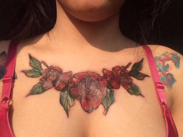 Woman Learned The Hard Way That Tattoos Can Be More Than Dangerous!
