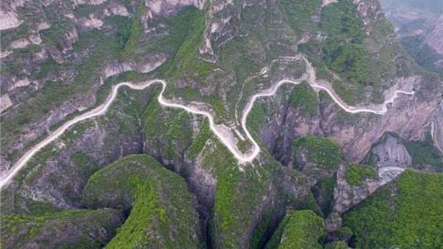 It's Hard To Believe How This Chinese Highway Was Built
