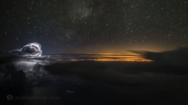 This Pilot Shows The World How Truly Amazing The Skies Are