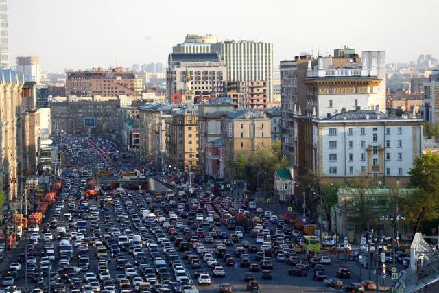 Maybe, Rush Hour Isn't All That Bad In Your Country?