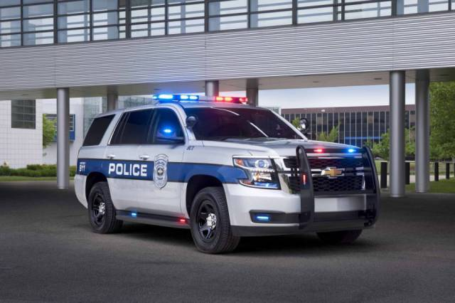 Some Of America's Police Cars Are Pretty Damn Fast!