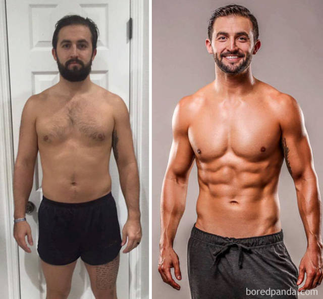 They Will Show You What It Takes To Build Your Dream Body