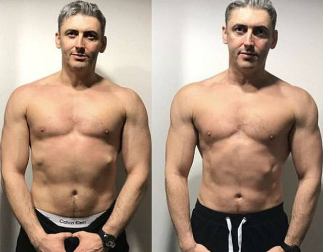 This Guy Proves That Age Can't Stop You From Getting Fit