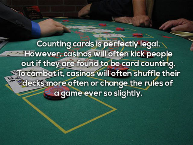 You Are Lucky To Be Reading These Casino Facts
