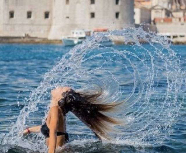 Croatia's Beaches Have Something Very Attractive And Hot To Offer