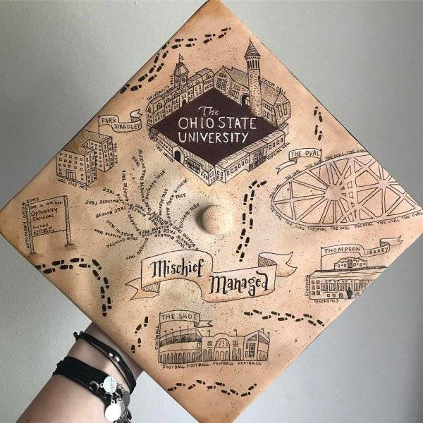 These Graduation Caps Deserve To Fly Very High