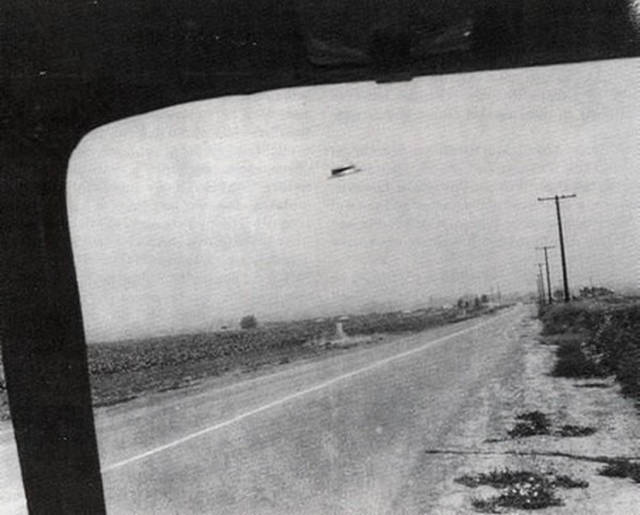 Turns Out, There Were Quite A Few Famous UFO Sightings In History