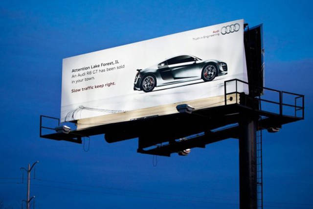 Car Ads Are The Most Creative Ads Out There