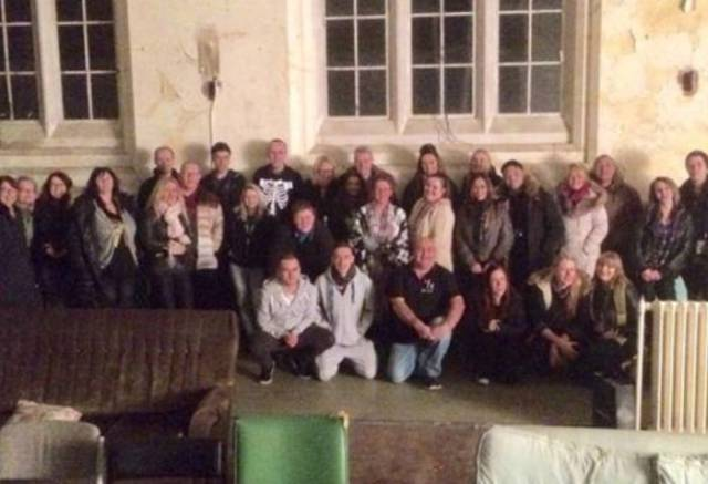 After Hearing About This Haunted Hospital Ghost Hunters Found What They Were Looking For