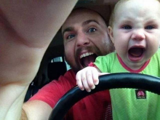"Dads Know Exactly How To Do That Thing Called ""Parenting"""