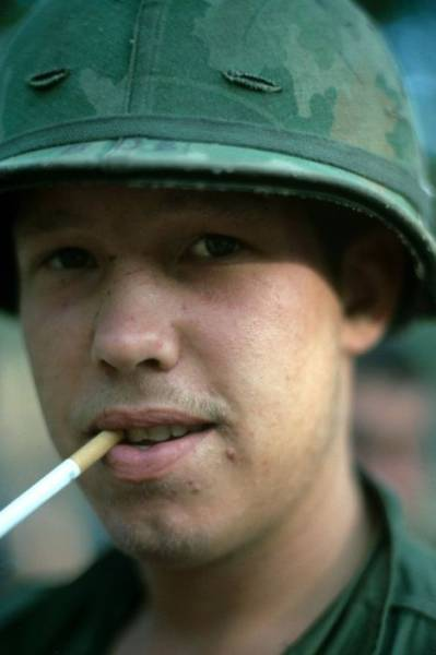 Recently Released Exclusive Photos Right From The Hell Of Vietnam War