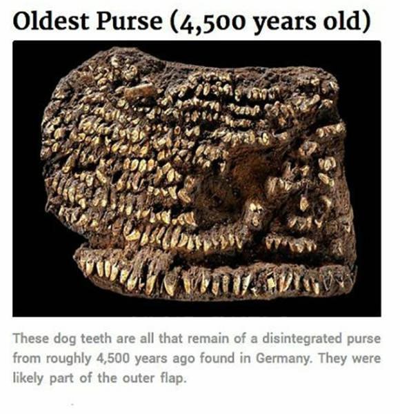 Some Things That Are Common For Us Today Were Actually Invented Thousands Of Years Ago