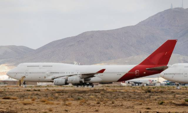 There Is A Place Where Jumbo Jets Go After They Die