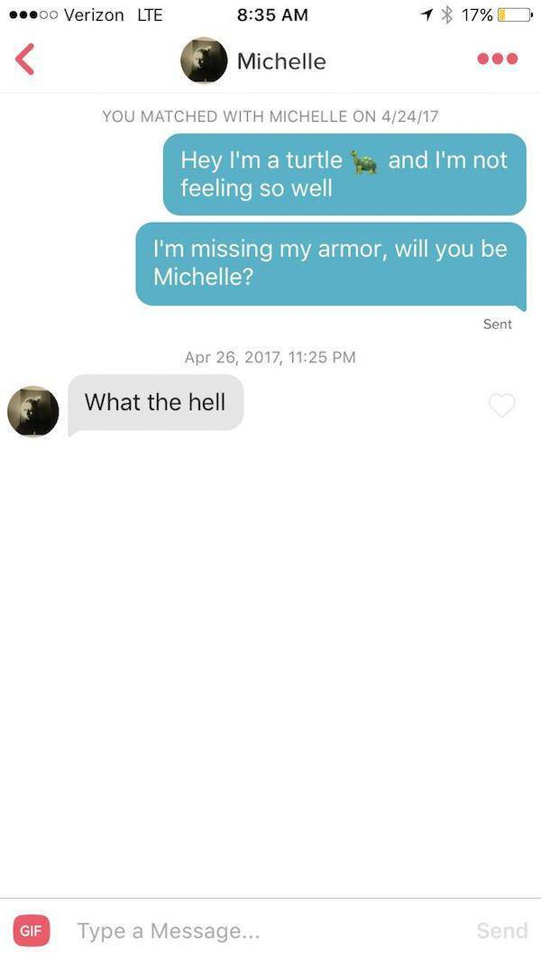 You Would Never Wanna Go To Tinder After Seeing This