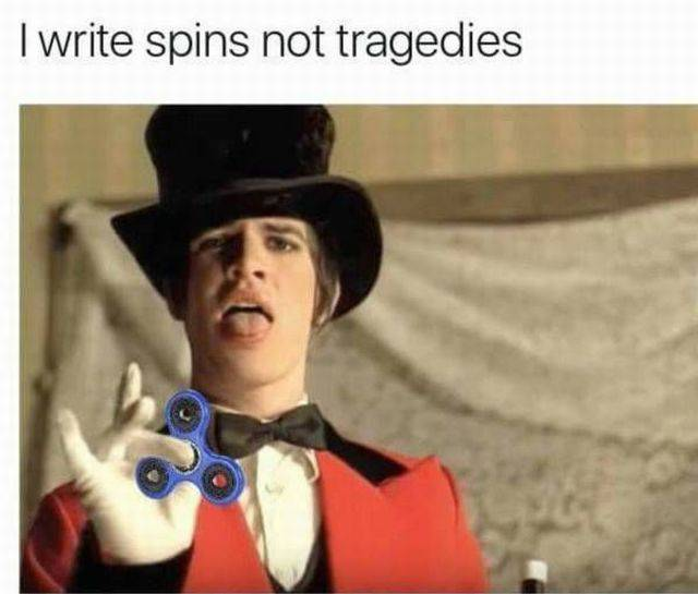 Fidget Spinner Is Now A Thing That EVERYBODY Wants!