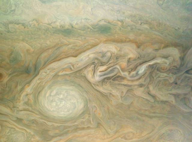 Juno Spacecraft Has Sent Us More Of Jupiter's Never-Seen-Before Images