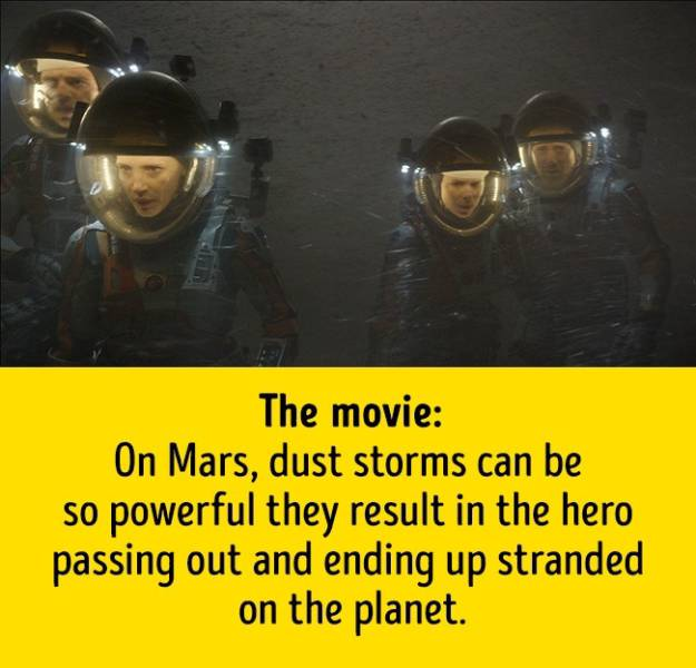 Science In Movies Just Shouldn't Be Taken All That Seriously