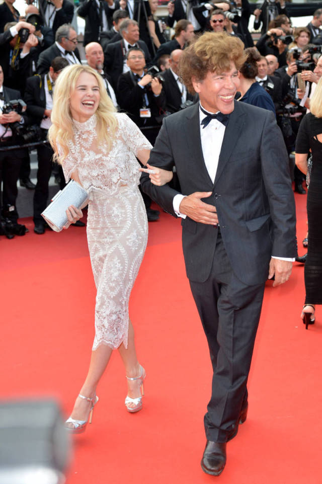 Famous French TV Host Igor Bogdanoff Has Shocked Cannes With His Incredibly Awkward Face