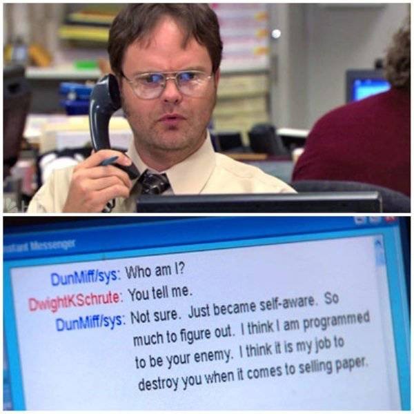 "Pranks On Dwight Is What ""The Office"" Is Worth Watching For"