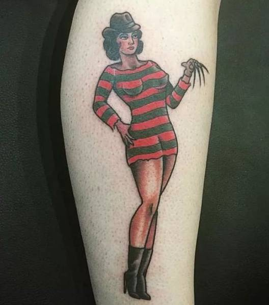 Movies Are The Perfect Source Of Inspiration For Tattoos!