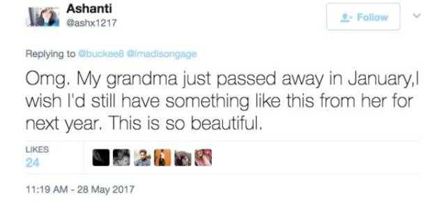 She Had To Wait 14 Years To Get This Touching Present From Her Late Grandmother