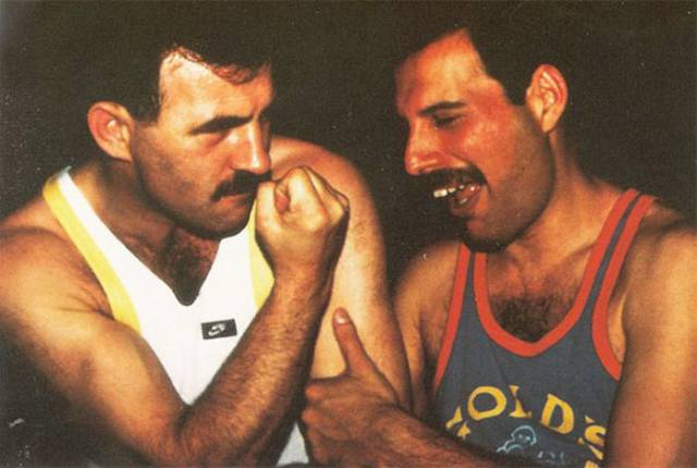 These Are The Exclusive Photos Of Freddie Mercury's Private Life With His Boyfriend