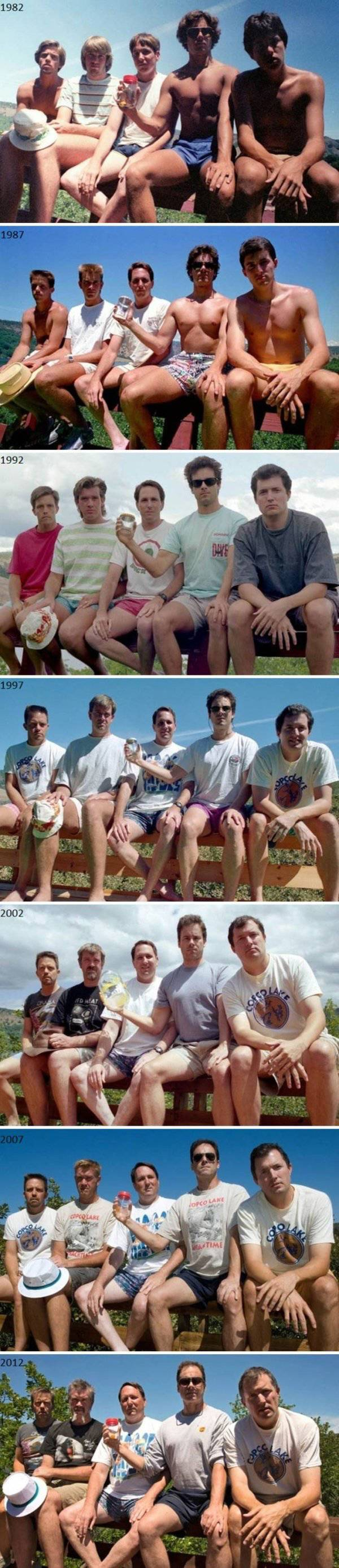 Years Didn't Change Them At All!