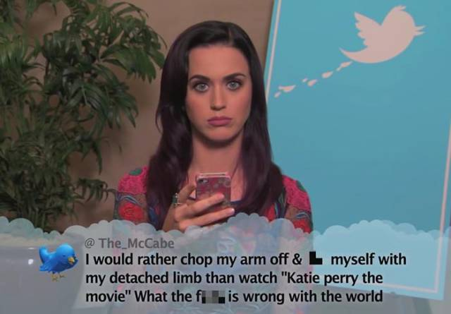 How Celebs React To Being Insulted On Twitter